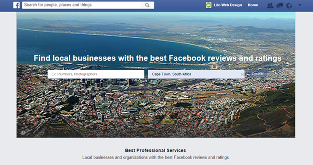 Facebook Services - Find local businesses