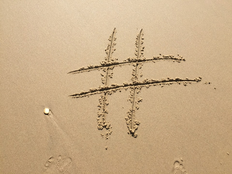 Hashtags can increase post engagement