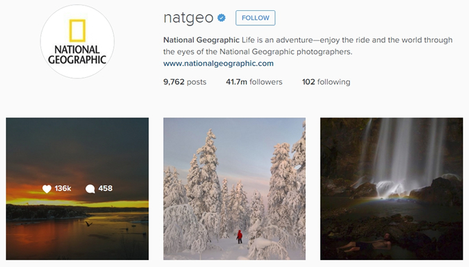 National Geographic on Instagram