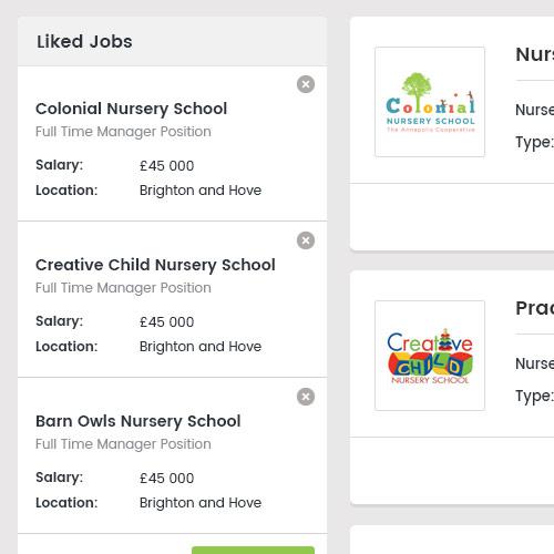 Ladybird Recruitment- Self-managed platform