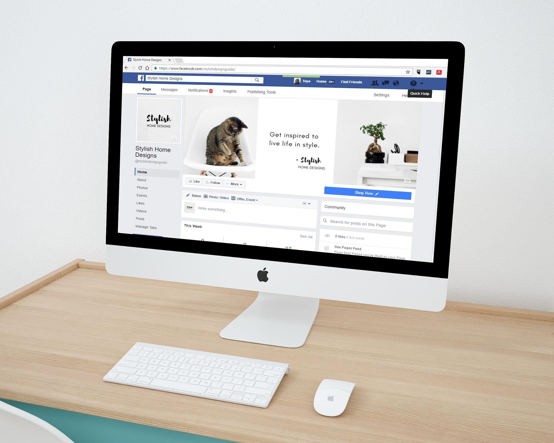 Facebook rankings