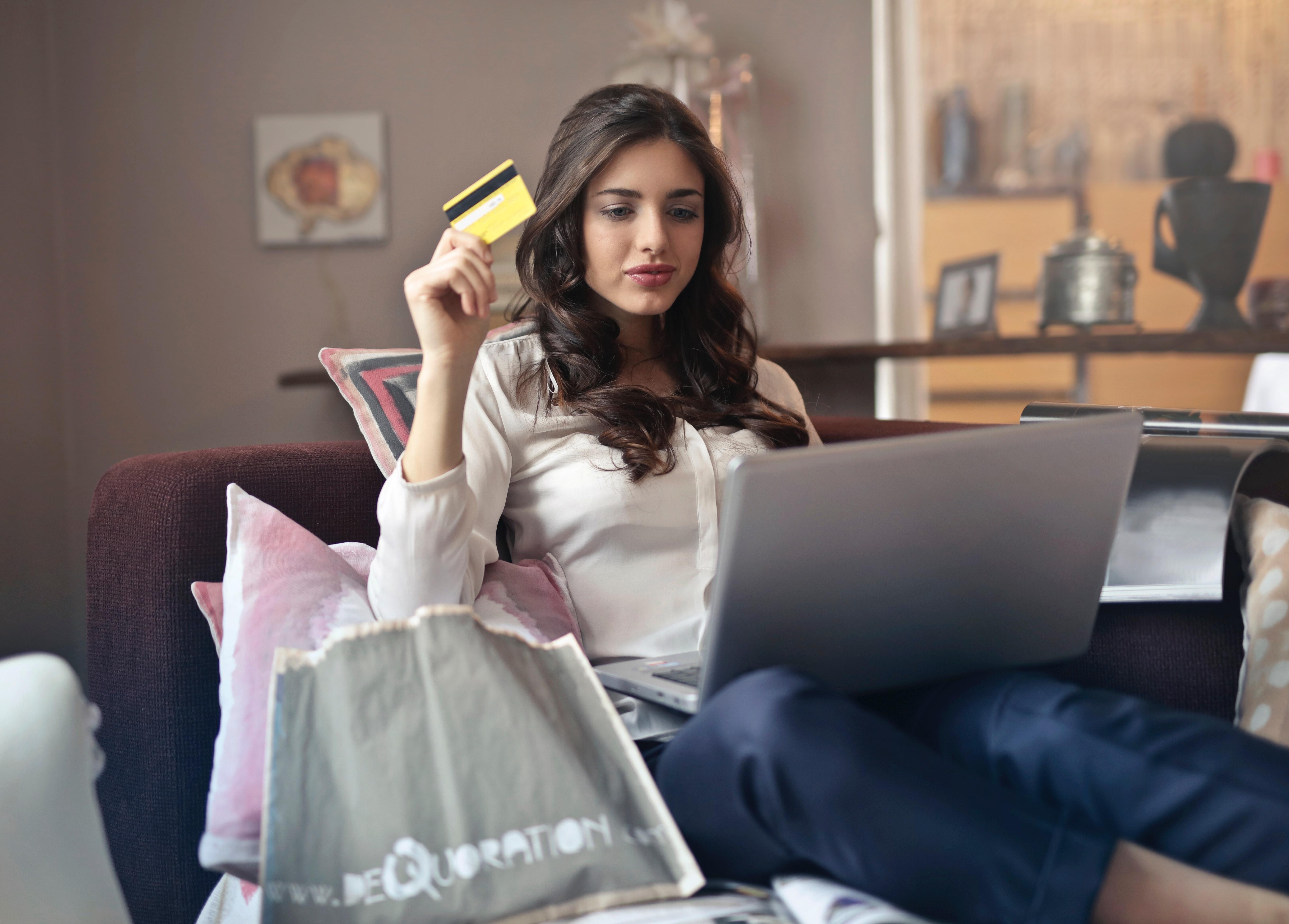 customer buying online